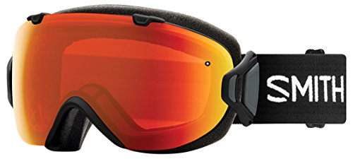 Smith Damen I/OS Skibrille, Black, S