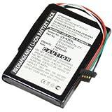 Batería para Acer n35 Navman PiN 570 Yakumo alpha GPS Typhoon MyGuide 3600 Go (1600mAh)