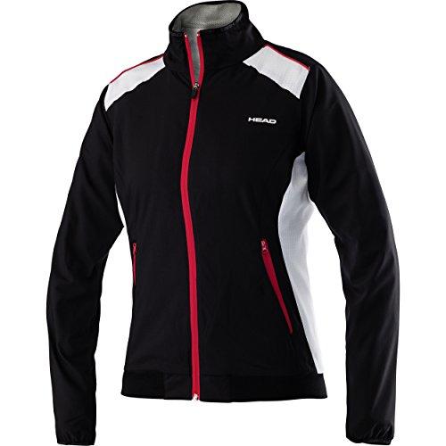 Head Club Jacket Torso abbigliamento nero