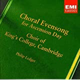 Choral Evensong for Ascensi
