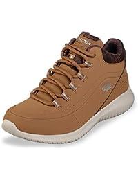 Skechers Ultra Flex Just Chill Women Boots Air Cooled 12918 BBK