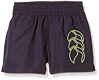 Canterbury Kid's Tactic Shorts - Eclipse, Size 14