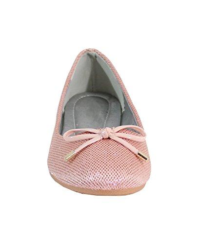 Ballerine Brillante - No Name - Spéciale Été pink