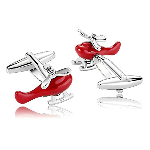epinki-men-stainless-steel-helicopters-pilot-rescue-red-shirt-cufflinks-wedding-business