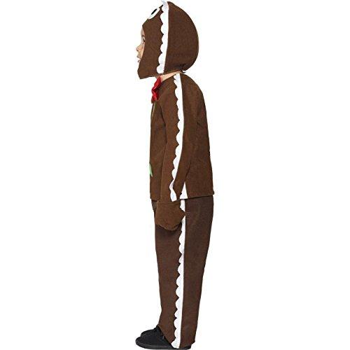 KOSTÜM KIND LEBKUCHEN S (Kostüm Lebkuchen)