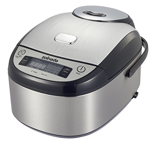 Rice Cooker 401BC-1, 8-in-1 Prog...