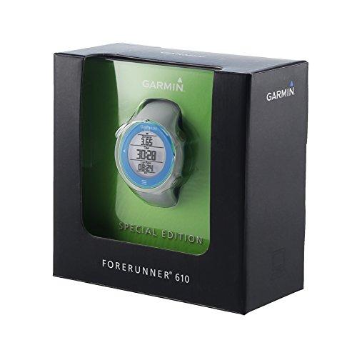 Garmin GPS Sportuhr Forerunner 610, 010-00947-15 - 10
