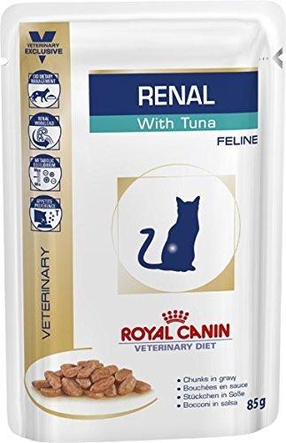 ROYAL CANIN - ROYAL CANIN RENAL AL TONNO 12 x 85 GR