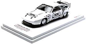 Truescale Miniatures - Tsm134363 - Véhicule Miniature - Modèle À L'échelle - Porsche 928 S4 - Record Vitesse Bonneville 1988 - Echelle 1/43