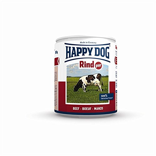 Happy Dog Dose Rind Pur 400g