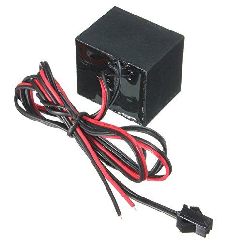 Controller Für 1-20 M LED-Streifen Licht EL Draht Glühen Flexible Neon Decor ()