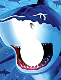 Unbekannt Creative Converting Shark Splash Foto Opportunity Poster
