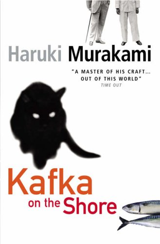 Book cover for Kafka on the Shore