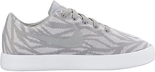 Nike WMNS Essentialist Kjcrd, Chaussures de Sport Femme, Gris-Gris (Wolf Grey/Wolf Grey-White), 40 1/2 EU