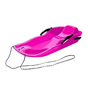 Jiobapiongxin Im Freiensport-Plastikskifahrenbretter-Schlittenrutsche-Schnee-Gras-Sand-Brett-Ski-Auflage Snowboard mit Seil für doppelte JBP-X