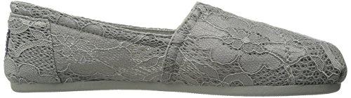 Flotteurs De Skechers Chill Luxe Chaussure Grey Lace