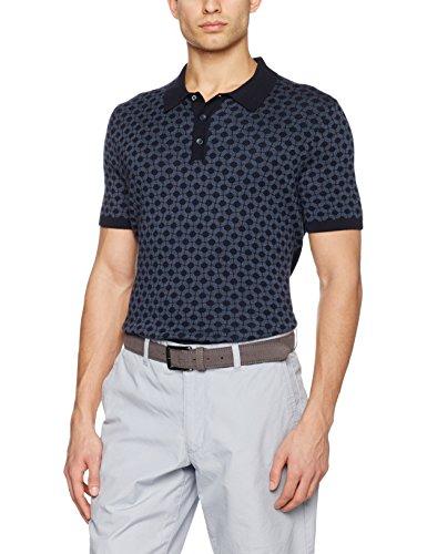 ben-sherman-pique-jacquard-polo-t-shirt-homme