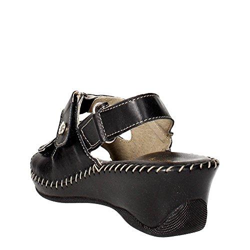 Cinzia Soft IAR301017 003 Sandale Femme Noir