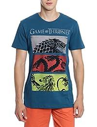Game Of Thrones Men's Half Sleeve T-shirt