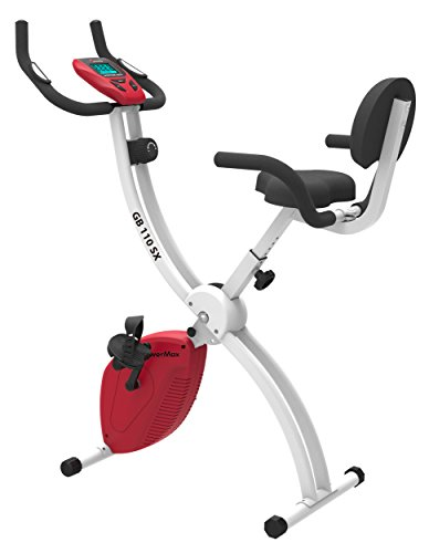 Powermax Fitness BX 110 SX Bike with Back Rest
