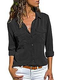 Canotte e top  Abbigliamento   Amazon.it 7b711363c1f
