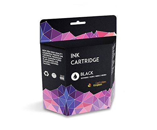 Preisvergleich Produktbild Cartridges Kingdom Kompatible Tintenpatrone Ersatz für HP 901XL - Schwarz