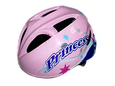 Coyote Kids Princess Girls Bike Helmet from Coyote
