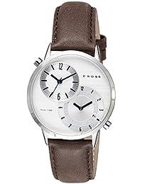 Cross Analog Silver Dial Men's Watch-CR8034-02