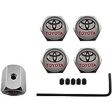 Valvulas antirobo de acero inoxidable para coche Toyota aut013-15