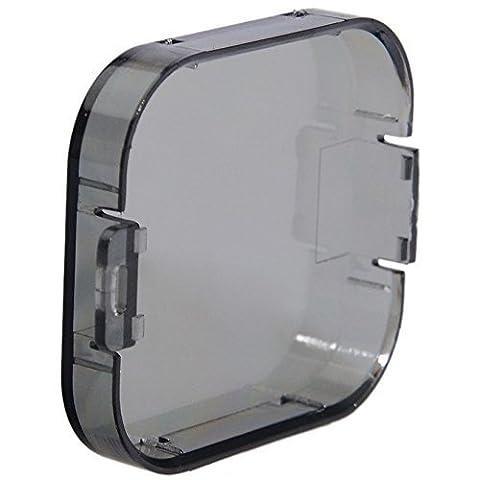 Phot-R® Snap-On Grau Aktion Camera Lens Filter für GoPro Hero 4 3 + 3 Unterwasser mer Plongée Gehäuse Case
