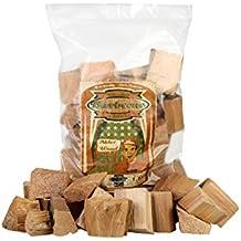 Axtschlag Blocchetti di legno di hickory per affumicatura, 1,5kg, Multicolore