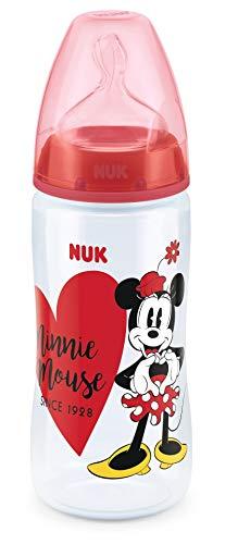 Nuk Primero Elección Disney Minnie Mouse Bebé Botella