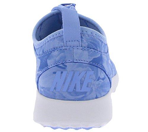 NIKE Juvenate FLO PRINT WMNS Schuhe Damen Sneaker Sportschuhe Blau 842532 400 Blau
