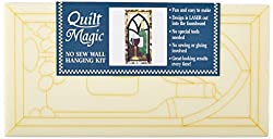 Quilt Magic Quilt Magic Wine Time Quilt Magic Kit, 9.5-inch X 19-inch