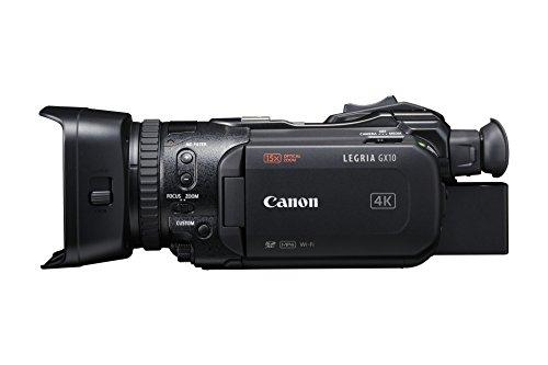 Canon Legria GX10Camcorder 4K, schwarz