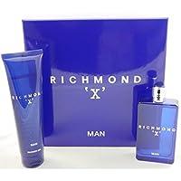 John Richmond X Man Coffret Femme Eau de Cologne + Gel Douche
