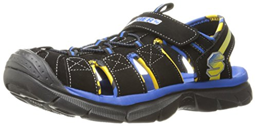 Sandals and slippers for boys, color Black , marca SKECHERS, modelo Sandals And Slippers For Boys SKECHERS RELIX Black