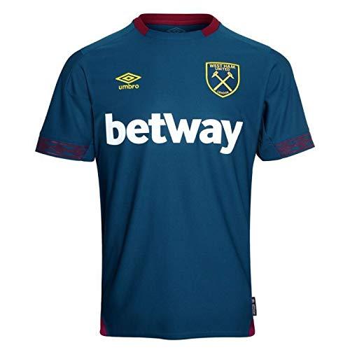 Umbro 2018-2019 West Ham Away Football Shirt
