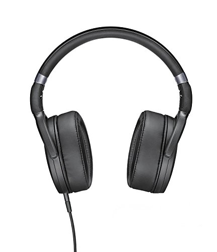 Sennheiser HD 4.30G Around-Ear Headphones (Black)