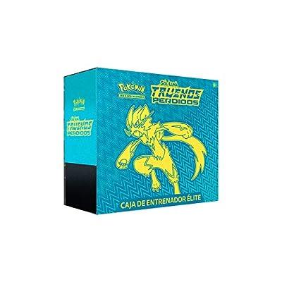 Pokemon JCC Trueno Perdidos Caja De Entrenador Elite, Color (ASMODEE POET1805 de ASMODEE