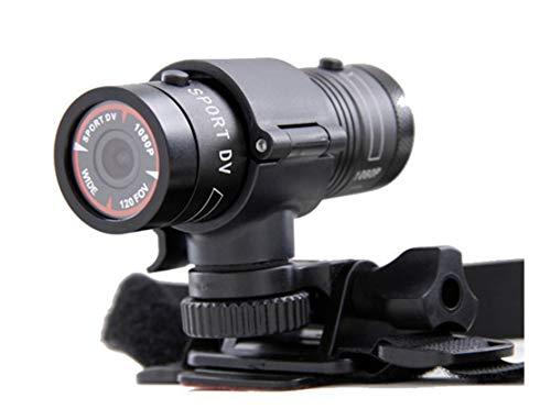 ZYCZ F9 Sportkamera HD 1080P wasserdichter DV-Outdoor-Fahrradrekorder