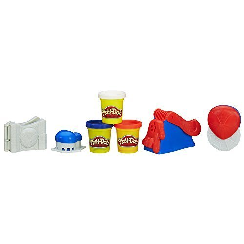 Play-Doh Spider-Man Super Tool by Play-Doh (Spiderman Play-doh)