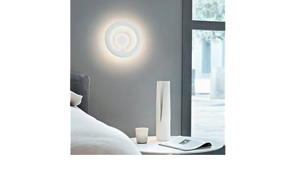Orotund flos applique murale à led blanc: amazon.fr: luminaires et