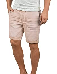 Blend Dongo Herren Jeans Shorts Jogger-Denim Kurze Hose Mit Elastischem  Bund Aus Stretch- 82444a6ae0