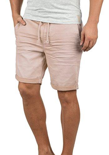 Blend Dongo Herren Jeans-Shorts Kurze Hose Denim aus hochwertiger Baumwollmischung, Größe:M, Farbe:Cameo Rose (73835)
