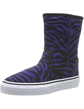 Vans K Slip-on Boot, Unisex-Kinder Hohe Sneakers