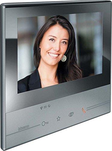 BTicino 344643 Videocitofono Classe 300 X13E con WiFi, Grigio