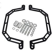 JFG RACING CNC Aluminum ATV Kit de reducción Frontal para Polaris Predator 500