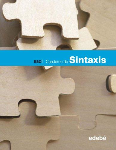 CUADERNO DE SINTAXIS - 9788468307374