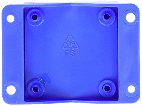 Wenko3924020500Kalkschutz, magnetisch, Blau x 2